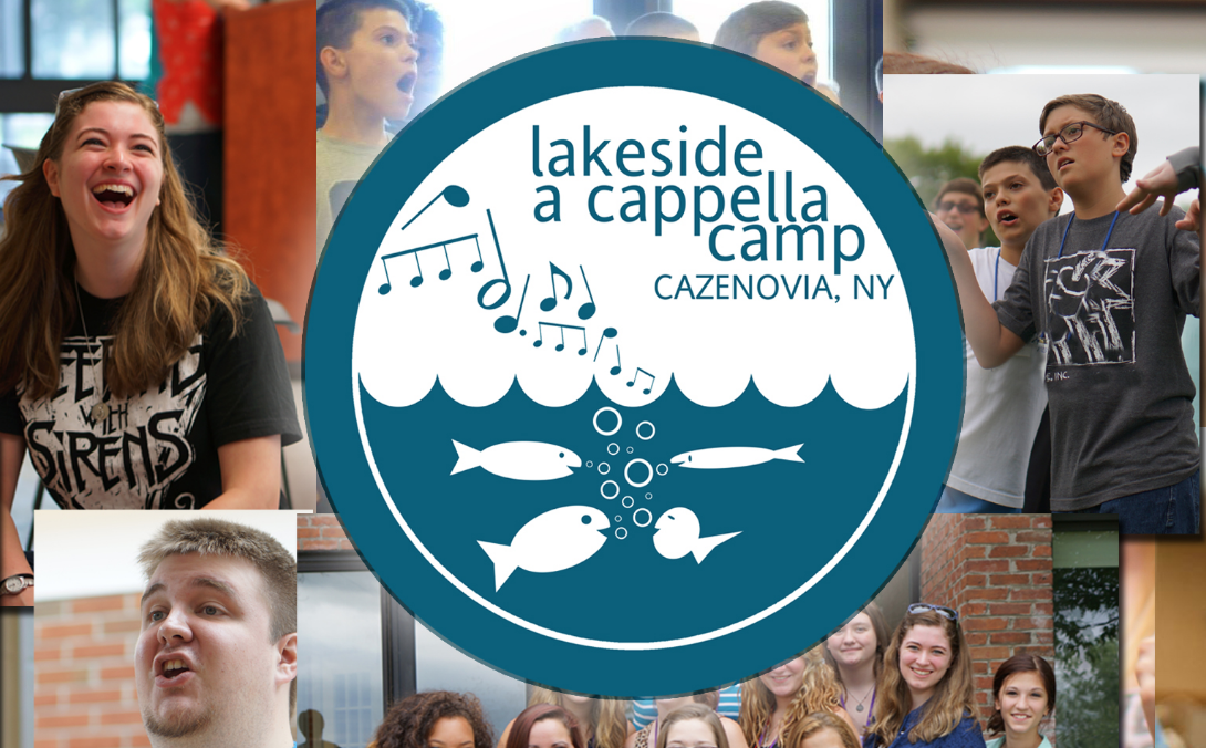 Lakeside A Cappella Camp